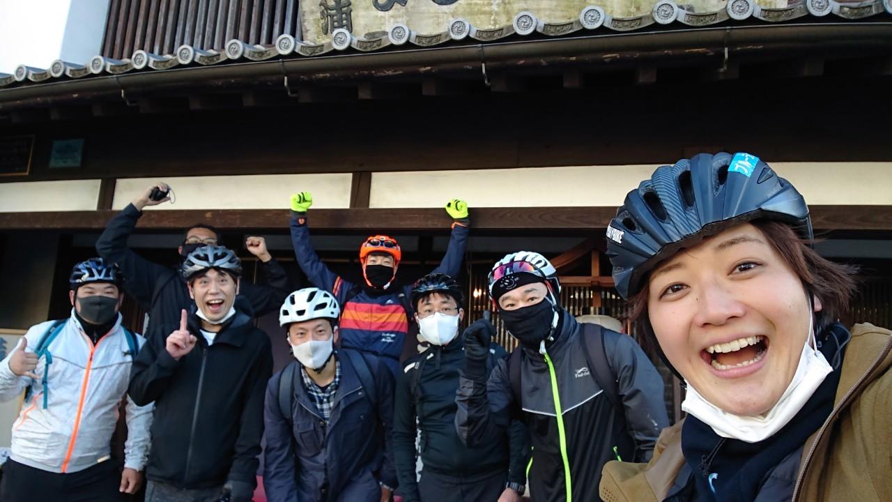 [BIKE・東京]ステレオタイフーンと行く 山手線1周サイクリング  21.03.14 sun.