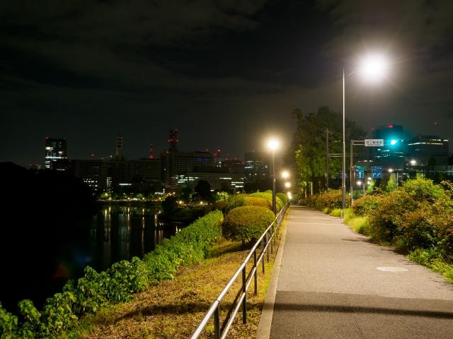 [RUN・東京]RUNCUBE FunRun 皇居 21.03.24 Wed.