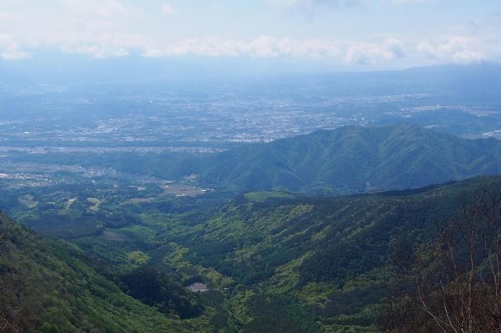 [登山・山梨]日本二百名山 茅ヶ岳‐金ヶ岳 21.06.12 sat.
