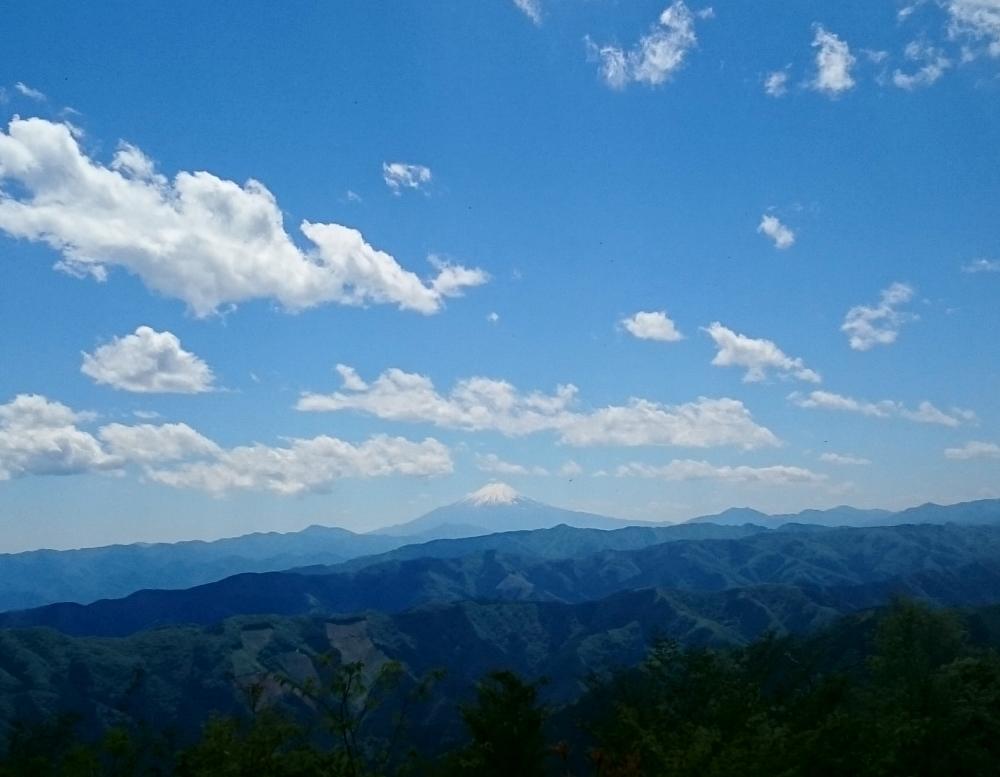 [登山・東京]関東百名山 御岳山‐大岳山 21.06.27 sun.