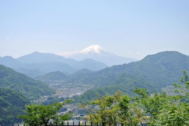 [富士山に行こう・山梨]富士山ガイドと行く講習付き登山 岩殿山 2021年6月26日(土)