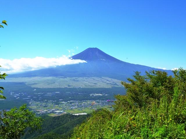 [富士山に行こう・山梨]富士山ガイドと行く講習付き登山 杓子山 2021年7月3日(土)