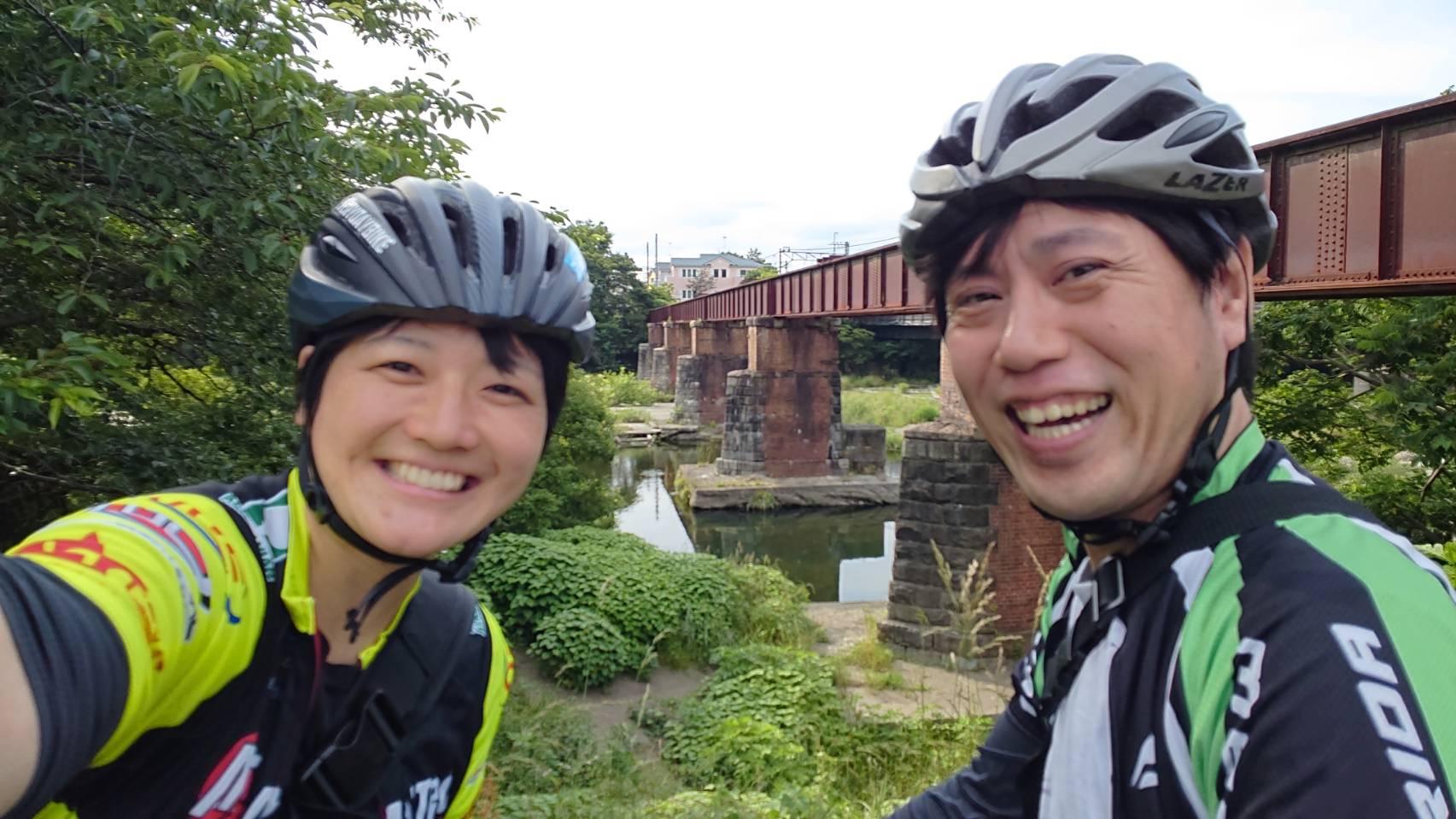 [サイクリング・埼玉]ステレオタイフーンと行く 川越→入間川サイクリングロード&BBQ 2021年7月22日(木)