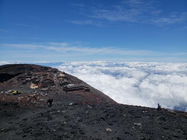 [富士山に行こう・山梨]富士山ガイドと行く 富士登山 2021.08.29(日)