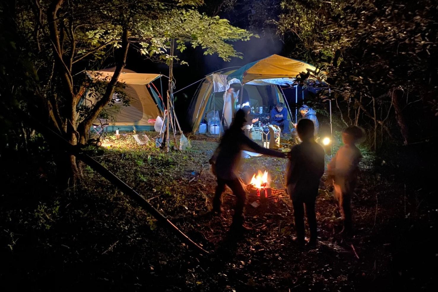 [キャンプ・静岡]南伊豆3days 野営キャンプツアー ハイキング&シュノーケリング 2021年8月7日(土)-9日(月)