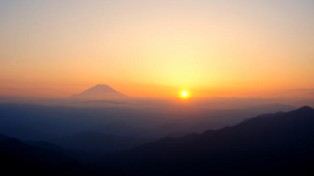 [登山・神奈川]お月見ナイトハイク 関東百名山 塔ノ岳 2021年9月23日(木)