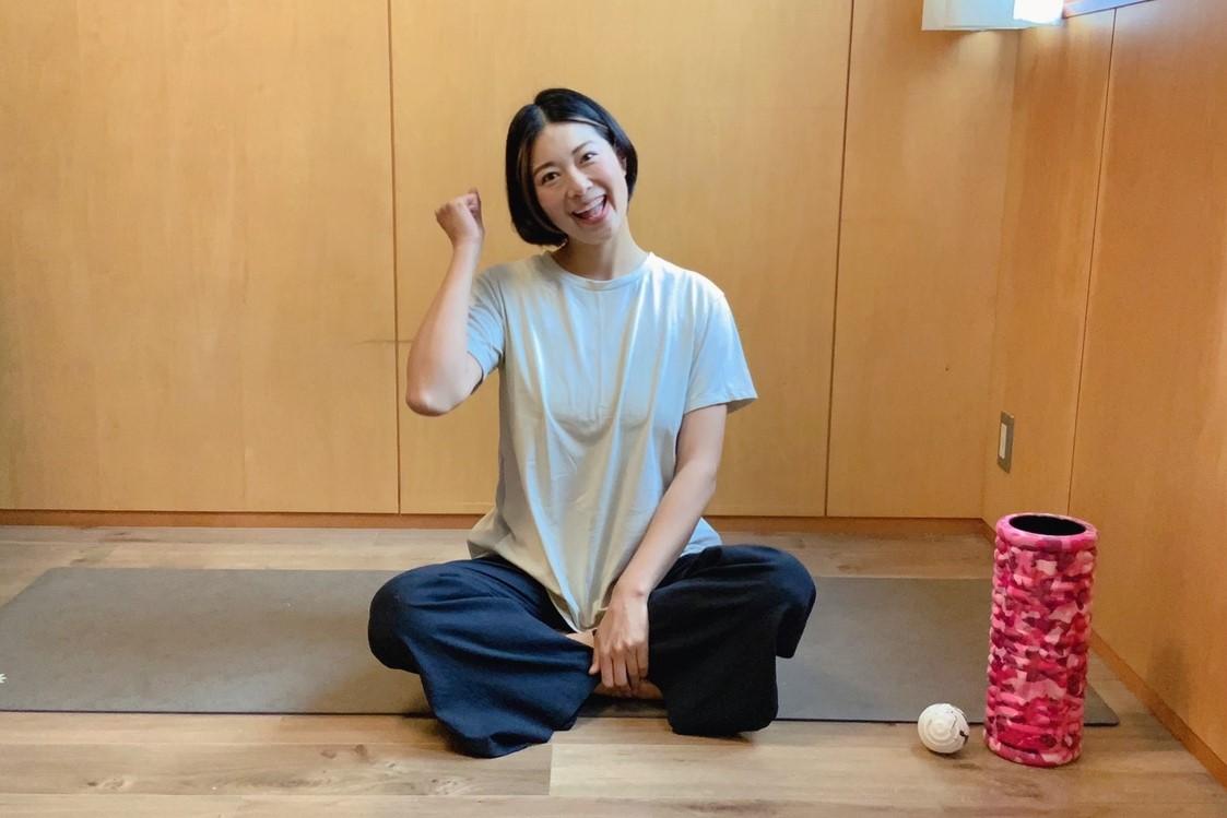 [オンライン]中村優と家トレ!7月開催