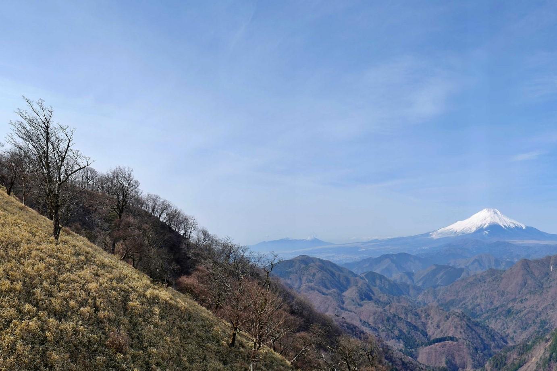 [登山・神奈川]日本百名山 丹沢山-蛭ヶ岳 2021年11月27日(土)-28日(日)