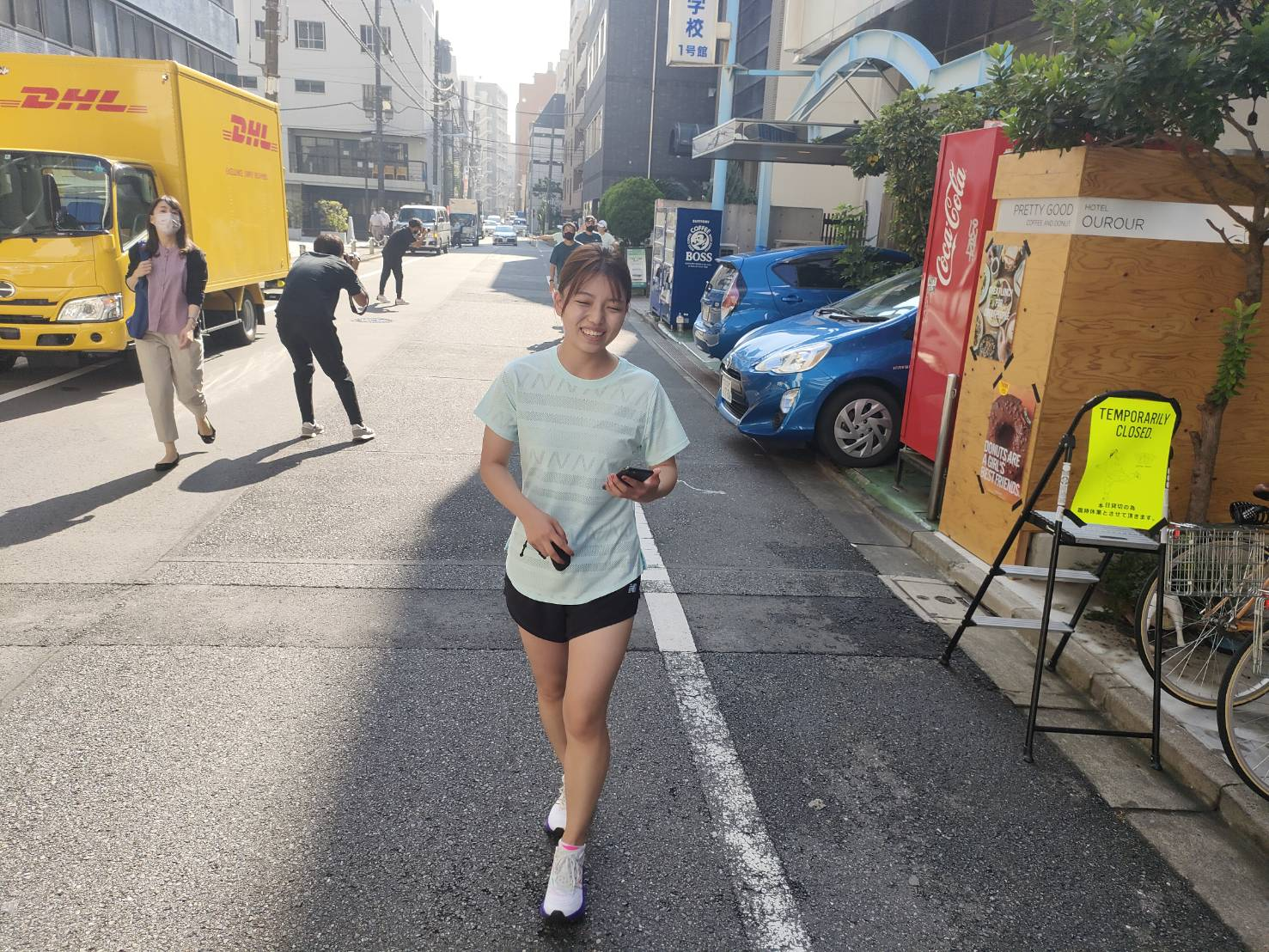[RUN・東京]一から始めるフルマラソン 皇居10km走 2021年10月27日(水)